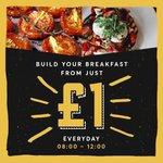 Bore da, #Cardiff! Start your Monday the right way, with our build your own breakfast - served from 9-12! https://t.co/0bBVOWIuiT
