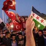 Syria's regime is cheering the mayhem in Turkey https://t.co/EhSTWVFC4U https://t.co/PalEeIXuq0