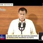HAPPENING NOW: President Rodrigo Dutertes first State of the Nation Address.https://t.co/KRnPMrTSmn #Du30SONA2016 https://t.co/mLNAaDeEav