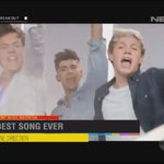 First we have.. One Direction - Best Song Ever #BreakoutNET1D https://t.co/Wh5FnDBdDN