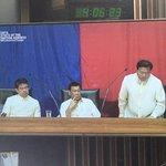 Historical day 🇵🇭 President. Senate President. House Speaker. ALL from Mindanao! Finally 👏🏼👏🏼 https://t.co/k5mEiyiYcd