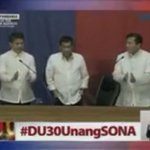 President Duterte now giving his State of the Nation Address #DU30UnangSONA https://t.co/OXMCLK1YuL
