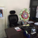 80+ civilians killed in recent #KabulAttacks incl Sharif young govt employee, his seat remains empty at his office https://t.co/t1tMEX984i