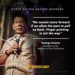 President Dutertes opening statement. #SONA2016 https://t.co/SkkmWBZFpo