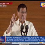 Duterte says processing time in issuing permit and licenses will only take three days. #Du30SONA2016 https://t.co/DheSJqOl6d