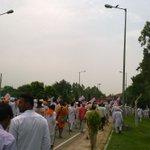 Major dharna in Amritsar by Kisan Sangharsh Samiti Punjab against Akali govt.#HoshiarpurVichCaptain https://t.co/NWUixRpTVH