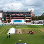Weather at Old Trafford is fine. Very little chance of rain today #EngvPak #Cricket https://t.co/UavnaSFnxu