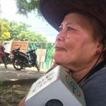 Boholanos in tears, want Duterte to speed up quake recovery. #Du30SONA2016 https://t.co/F5sEc6o1t5 https://t.co/PJZfJqqjf2