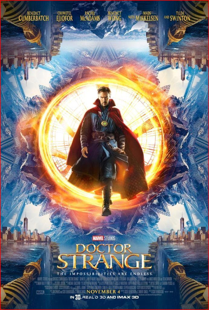 Doctor strange, batman lego movie, & more posters released at ...