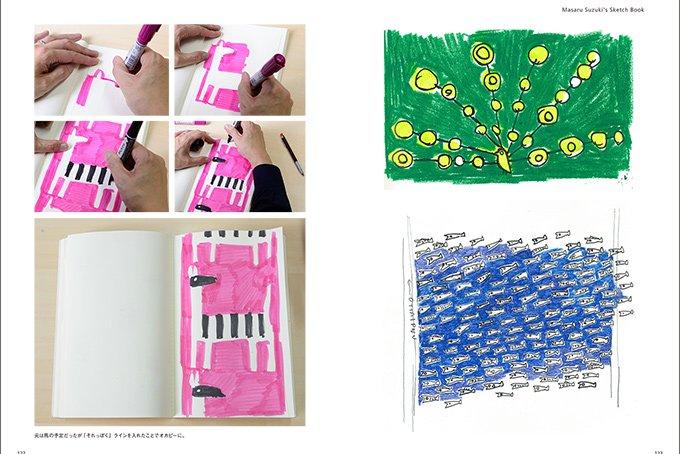 マリメッコなどのデザインを手がける、鈴木マサル初の著書『鈴木マサルのテキスタイル』発売 fashio…