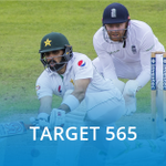 Pakistan require 565 runs England require 10 wickets Who will win? LIVE: https://t.co/J3lize5Aun #EngvPak https://t.co/hg4tgCLMXR