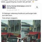Terang2 dia kata PORK, takpayah beli jela. Bukan orang Islam je dok ada kat Malaysia ni https://t.co/jVvDyTPHCM