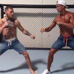Besuch bei UFC-Star Connor McGregor|Wird Ronaldo jetzt zum Käfig-Kämpfer?