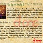 @ActorSimhaas #VallavanukumVallavan teaser will release on Aug 2nd @Assaultprodczn @ThenandalFilms https://t.co/NR7cEJ8Ew3