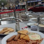 All day breakfast @ts2Cafe - delicious #bigupBradford https://t.co/QsRHOUoIxL