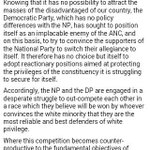 @gormendizer @Mtamerri @Sentletse So Mandela was just hallucinating that the DP and NP will join forces to be the DA https://t.co/ivjmpcRYjf