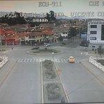 Av.del Paraíso y Pumapungo se visualiza circulación vehicular baja en #Cuenca https://t.co/DgoYybVpUC