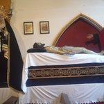 Penas y Lágrimas de María Santísima y San Juan ataviados para el Solemne Triduo en honor a Santa Marta https://t.co/5uc1scDjCu