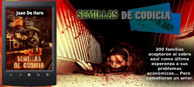 SEMILLAS DE CODICIA, un thriller sobre la codicia de los hombres poderosos https://t.co/YpIfZHnPqk #novelas #Amazon https://t.co/uwVTKr7i34