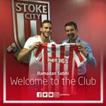 OFFICIAL: Stoke have signed winger Ramadan Sobhi from Al Ahly for £2.5million on a five-year contract. https://t.co/JPsBZAqWqn