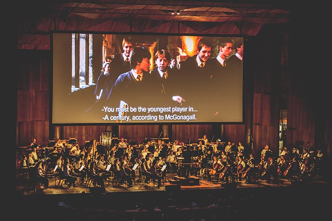 映画『ハリー・ポッターと賢者の石』をオーケストラの生演奏と共に - 東フィル演奏のコンサートが東京・…