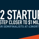 Were thrilled to announce that 142 companies are moving on to the 43North Semifinals! https://t.co/14dYNLItIQ https://t.co/E4JBYYTb4m