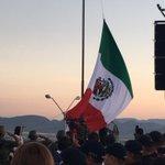 Izamiento de la bandera, Plaza México #JuntosSaltilloCambia #Saltillo439 @IsidroLopezV @DeyaSamperio @Roberto_RO86 https://t.co/QjfMxsVj9W