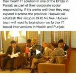 This...... @CMShehbaz visits #Huawei HQ in Shenzen,China. @GovtOfPunjab @mahobili https://t.co/Q2pClyIYfy