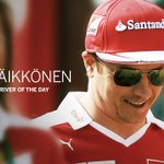 VIDEO 🎥 Kimi Raikkonen won your vote as #HungarianGP Driver of the Day. Heres why >> https://t.co/yPKbUReNWc https://t.co/NDjeFLThhH