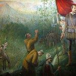 #UnDiaComoHoy hace 439 años, el Capitán portugués Alberto del Canto funda la Villa de Santiago del #Saltillo https://t.co/9bUfVwPg4a