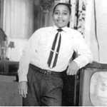 Happy birthday Emmett Till. He would have been 75 today. We have not forgotten. We have not stopped fighting. https://t.co/rdeJoCtctM