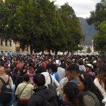 En este momento maestros del pais en @AsambleaEcuador apoyando al ministro de educación @tomebamba @DiegoFajardoEC https://t.co/3N94rZETIp