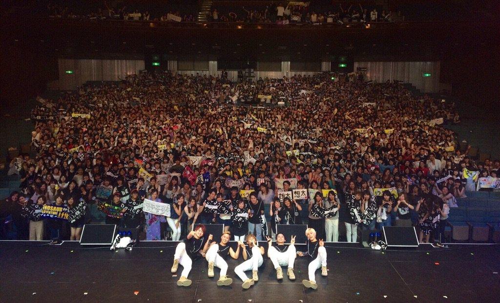 広島公演終わりました!!!! 最高の時間になりました。  幸せやったー!!!  今回は2階席を埋めき…