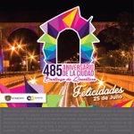 ¡Felicidades Querétaro! ¡Celebremos los 485 años de la Fundación de Santiago de Querétaro! #CiudadDeTodos https://t.co/VMbtwdGo68