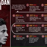 TIMELINE: From getting rejected by @ZSCOfficial, to moving to the @premierleague 🦁 at 19! @RamadanSobhis milestones https://t.co/b1osTZAB9j