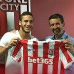 Stoke sign Egypt international Ramadan Sobhi https://t.co/Nbkv8MVUFL #scfc https://t.co/XsTQQp9CqJ
