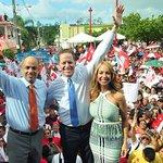 Un voto por Héctor y por mí es un voto a favor de la recuperación económica del País. #Creemos https://t.co/YNfXrfRAVa