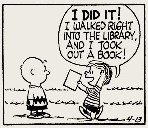 We want every child to be as excited about reading as Linus is! #MondayMotivation https://t.co/nF5vSADwmf