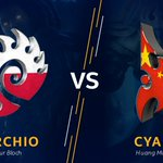 The final ZvP to round out the Ro16 at #IEM Shanghai - get ready for @Nerchio_SC2 vs. Cyan! https://t.co/cb9cA9b8eX https://t.co/YvY6TId3fi