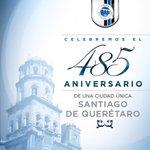 Hoy es el Aniversario de nuestra hermosa ciudad. ¡Un orgullo! #SiempreGallos https://t.co/DFjMpUtZRN