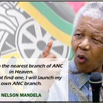 President Mandela is STILL an ANC member👇 @takalanimahash1 https://t.co/g7HIicY3LF