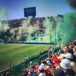 Que foto saque!!  San Martín De San Juan. Estadio del Bicentenario. Fotaza de @AguCepeda77. https://t.co/jTnPyo6Zjn