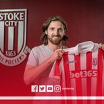 BREAKING | Stoke City are delighted to announce the signing of Joe Allen from @LFC on a 5-year deal #SCFC https://t.co/3XqQ8EFyyk