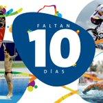 #YoElijoClaroSports las grandes emociones están por llegar a #Rio2016, solo faltan 10 días. https://t.co/7xQBDUMuh7