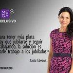 Mijita. ¿Usted es tonta o Lucia Hiriart la tenía de voluntaria en CEMA? #CataEdwards https://t.co/KZeHqblMlJ