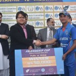 Match tied (Afghanistan Disable won the one-over eliminator) https://t.co/2DMomqznno @pajhwok @ShafiqStanikzai https://t.co/cFeRVl93u1