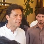 With my great leader @ImranKhanPTI at KPK House, Islamabad. #IK #PTI @PTIofficial https://t.co/HHjsM46DkF