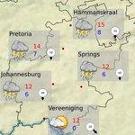 Gauteng Tomorrow s Weather overview: 26.7.2016 https://t.co/DTMQteNe4L