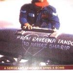 IAF dropped a bomb named after Raveena Tandoon,As Nawaz Shariff had said Raveena is his favorite actress #KargilWar https://t.co/kaDoC4sBVG