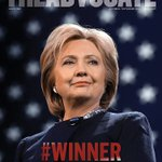 The Advocate endorses @HillaryClinton, the only candidate who is a champion of #LGBT causes. https://t.co/Obq1UiVSDR https://t.co/BXErGabIqL